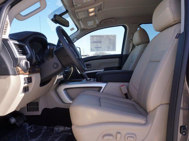 2017 Nissan Titan SL Harrison, Arkansas 5