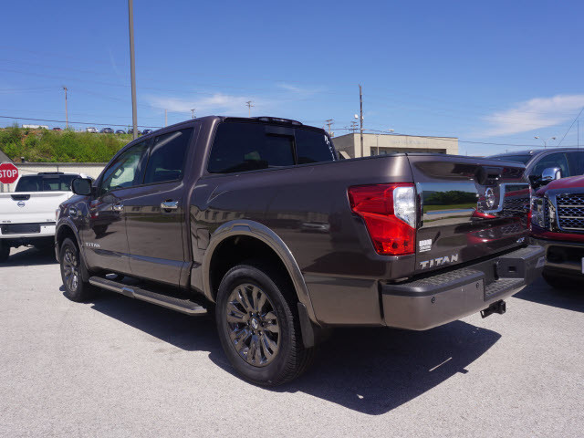 2017 Nissan Titan Platinum Reserve Harrison, Arkansas 1