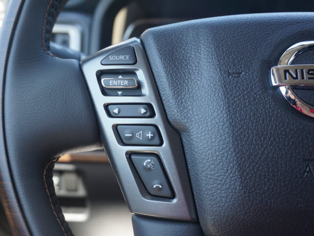 2017 Nissan Titan Platinum Reserve Harrison, Arkansas 5