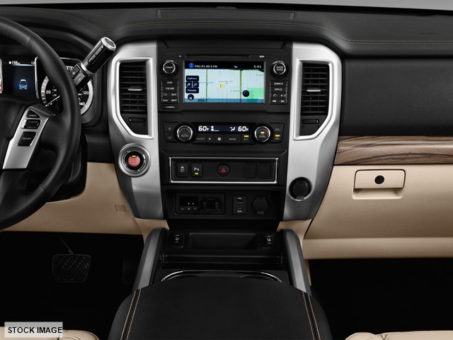 2017 Nissan Titan Platinum Reserve Harrison, Arkansas 16