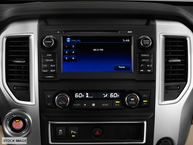 2017 Nissan Titan SL Harrison, Arkansas 22