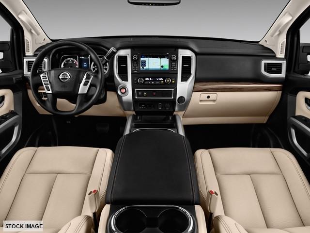 2017 Nissan Titan SL Harrison, Arkansas 14