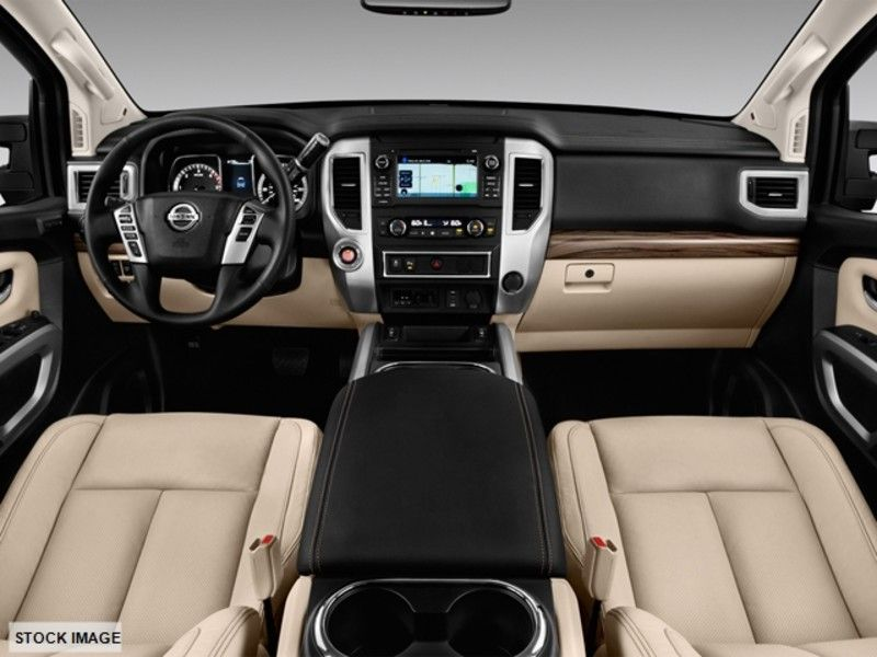 2017 Nissan Titan SL  city Arkansas  Wood Motor Company  in , Arkansas