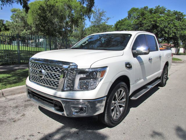 2017 Nissan Titan SL Come and visit us at oceanautosalescom for our expanded inventoryThis offer
