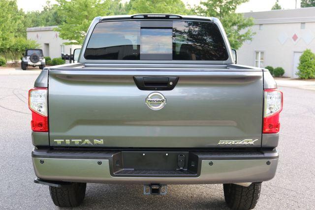 2017 Nissan Titan PRO-4X Mooresville, North Carolina 4