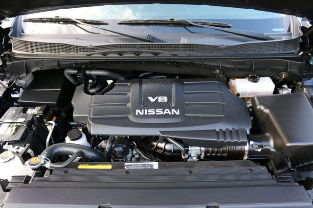2017 Nissan Titan PRO-4X Mooresville, North Carolina 61