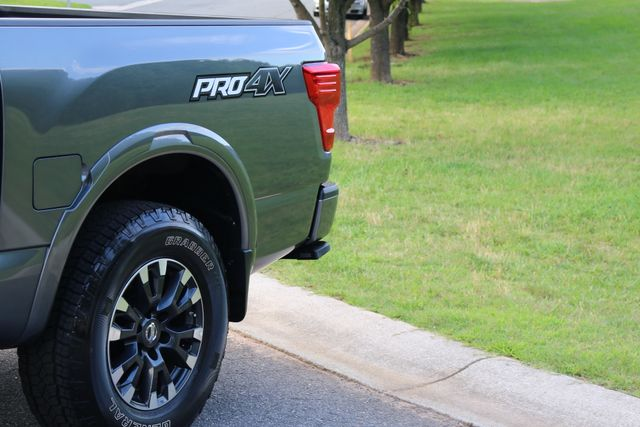 2017 Nissan Titan PRO-4X Mooresville, North Carolina 72