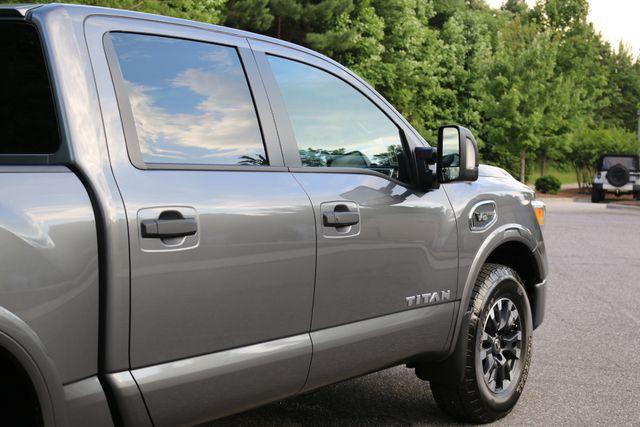2017 Nissan Titan PRO-4X Mooresville, North Carolina 76