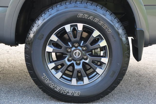 2017 Nissan Titan PRO-4X Mooresville, North Carolina 66