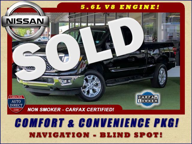 2017 Nissan Titan XD SV Crew Cab RWD W/ COMFORT/CONVENIENCE PKG! Mooresville , NC 0