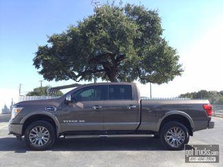 2017 Nissan Titan XD in San Antonio Texas