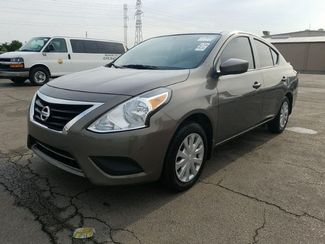 2017 Nissan Versa Sedan S Plus Cleburne, Texas