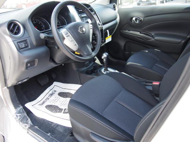 2017 Nissan Versa Sedan SV Harrison, Arkansas 6