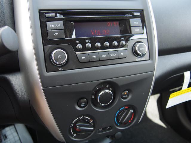 2017 Nissan Versa Sedan SV Harrison, Arkansas 8