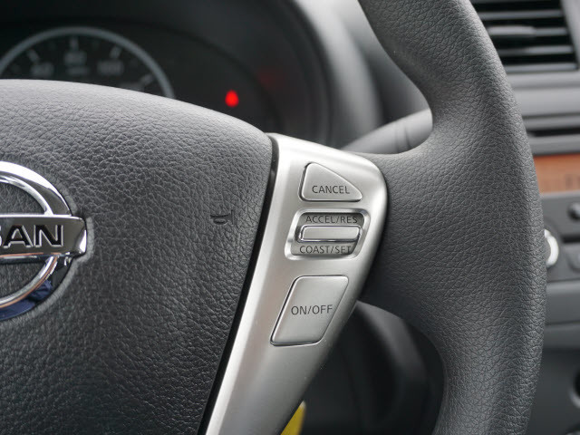 2017 Nissan Versa Sedan S Plus Harrison, Arkansas 7