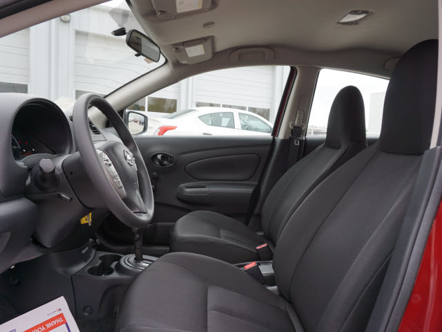 2017 Nissan Versa Sedan S Plus Harrison, Arkansas 5