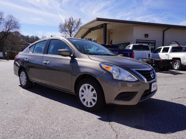 2017 Nissan Versa Sedan SV Harrison, Arkansas 3