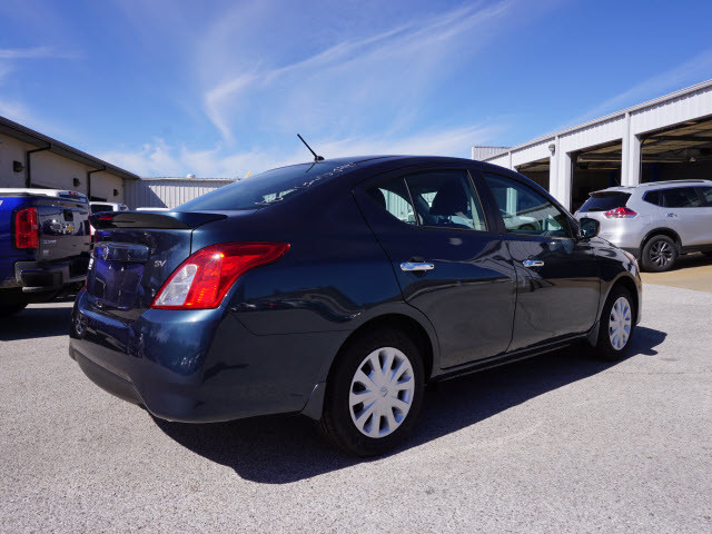 2017 Nissan Versa Sedan SV Harrison, Arkansas 2
