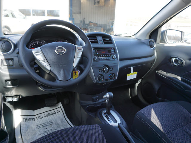 2017 Nissan Versa Sedan SV Harrison, Arkansas 4