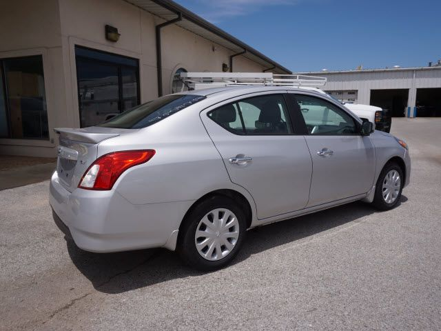2017 Nissan Versa Sedan SV Harrison, Arkansas 2