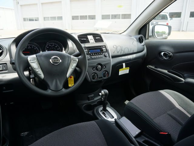 2017 Nissan Versa Sedan SV Harrison, Arkansas 4