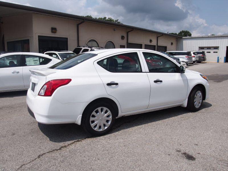 2017 Nissan Versa Sedan S Plus  city Arkansas  Wood Motor Company  in , Arkansas
