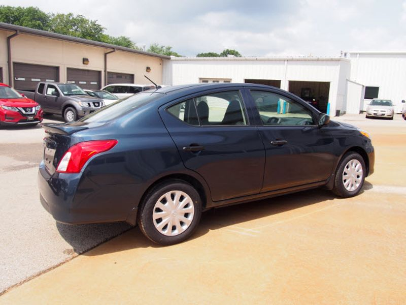 2017 Nissan Versa Sedan S Plus  city Arkansas  Wood Motor Company  in , Arkansas