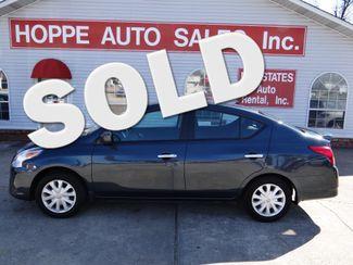 2017 Nissan Versa Sedan SV | Paragould, Arkansas | Hoppe Auto Sales, Inc. in  Arkansas