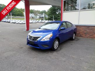 2017 Nissan Versa Sedan in WATERBURY, CT