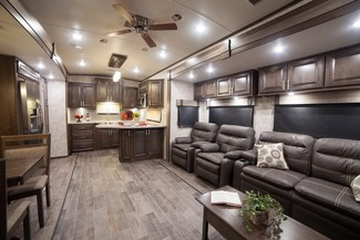 2017 Open Range 3X 388RKS Mandan, North Dakota 3