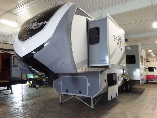 2017 Open Range 3X 388RKS Mandan, North Dakota 1