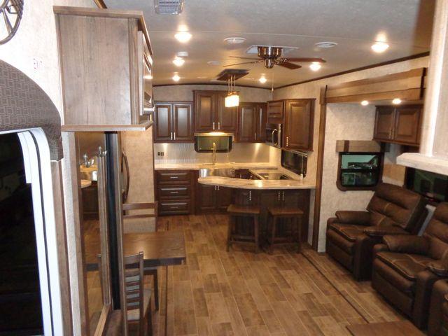 2017 Open Range 3X 388RKS Mandan, North Dakota 21