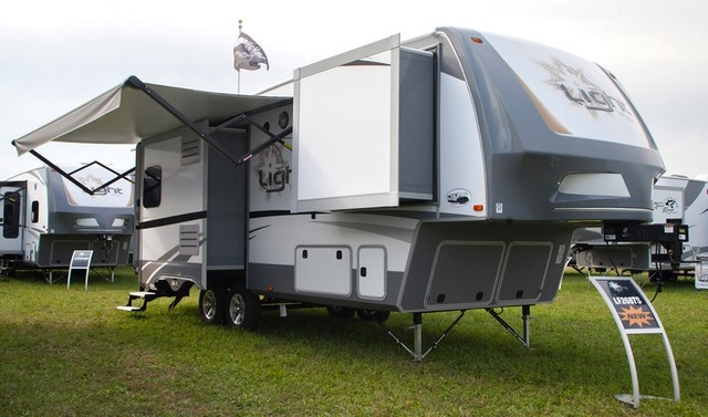 2017 Open Range Light LF268TS Mandan, North Dakota 0