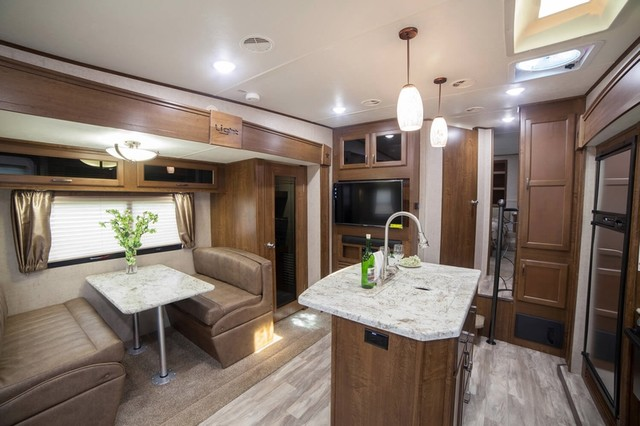 2017 Open Range Light LF268TS Mandan, North Dakota 4