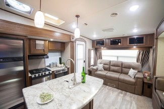 2017 Open Range Light LF268TS Mandan, North Dakota 5