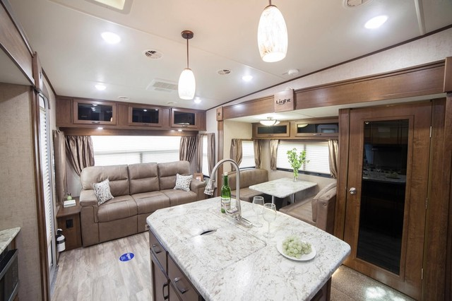 2017 Open Range Light LF268TS Mandan, North Dakota 6