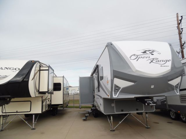 2017 Open Range Roamer 316RLS Mandan, North Dakota 2