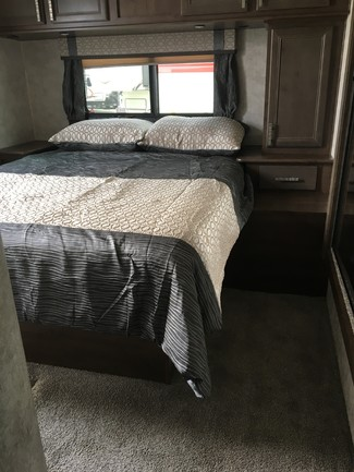 2017 Open Range Roamer 288FLR Mandan, North Dakota 1
