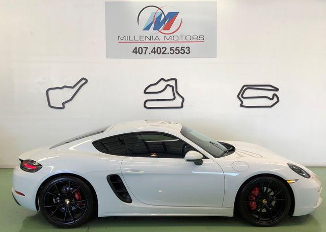 2017 Porsche 718 Cayman S Longwood, FL 11