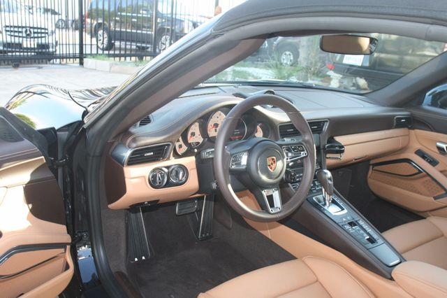 2017 Porsche 911 Turbo S Houston, Texas 12