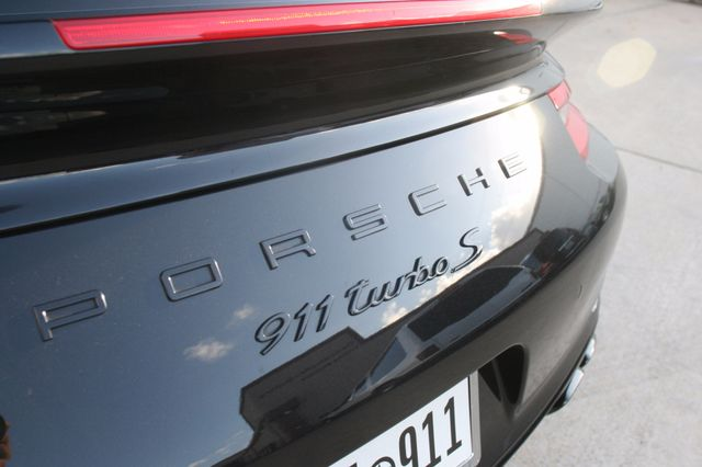 2017 Porsche 911 Turbo S Houston, Texas 18