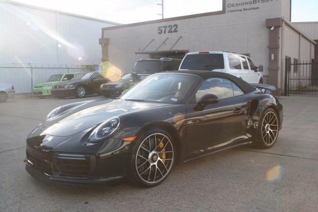 2017 Porsche 911 Turbo S Houston, Texas 2