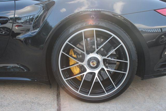 2017 Porsche 911 Turbo S Houston, Texas 3