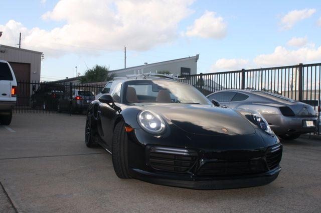 2017 Porsche 911 Turbo S Houston, Texas 31
