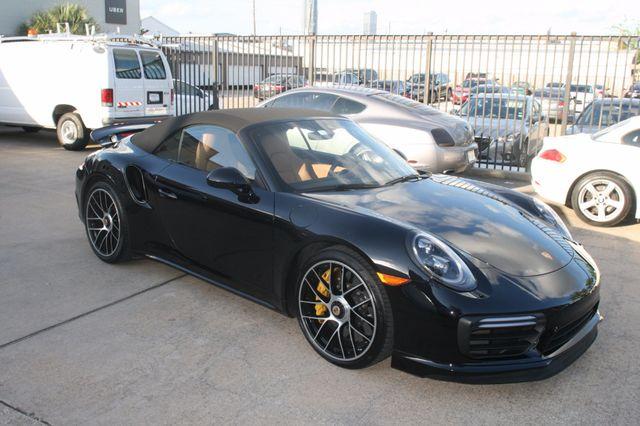 2017 Porsche 911 Turbo S Houston, Texas 9