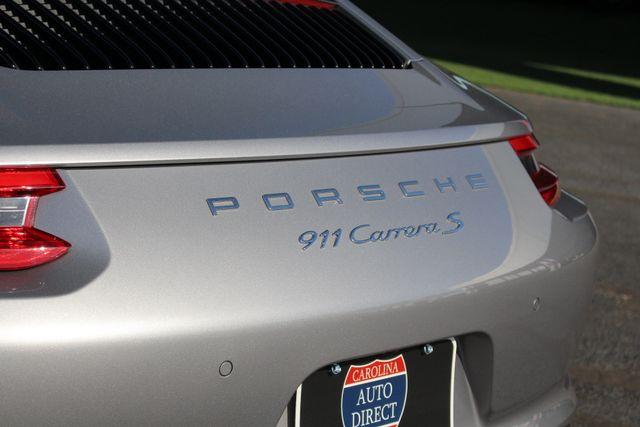 2017 Porsche 911 Carrera S RWD - PREMIUM PKG - DOPPELKUPPLUNG! Mooresville , NC 34