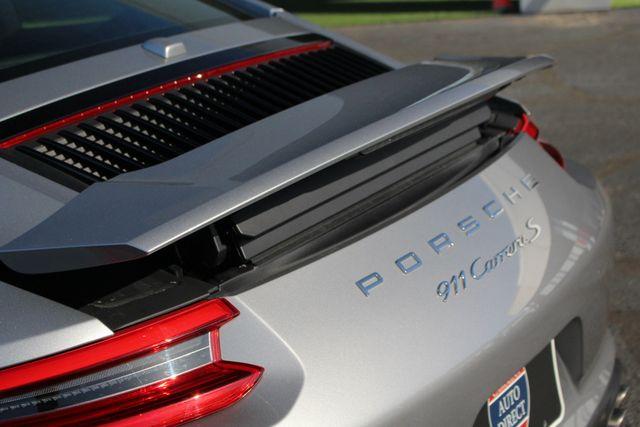 2017 Porsche 911 Carrera S RWD - PREMIUM PKG - DOPPELKUPPLUNG! Mooresville , NC 35
