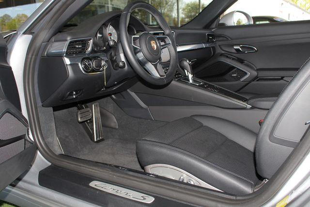 2017 Porsche 911 Carrera S RWD - PREMIUM PKG - DOPPELKUPPLUNG! Mooresville , NC 36
