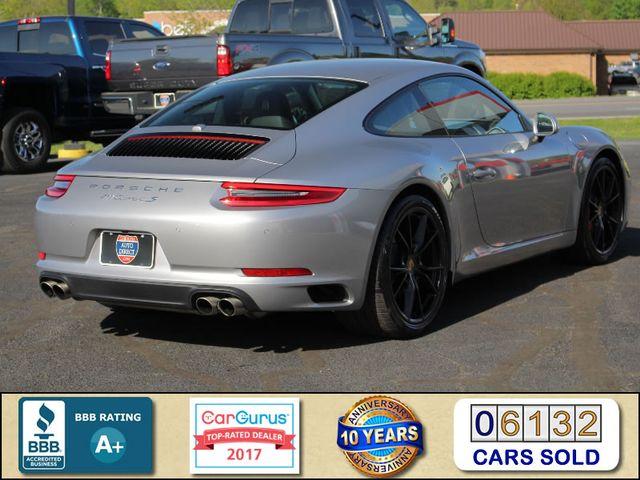 2017 Porsche 911 Carrera S RWD - PREMIUM PKG - DOPPELKUPPLUNG! Mooresville , NC 2
