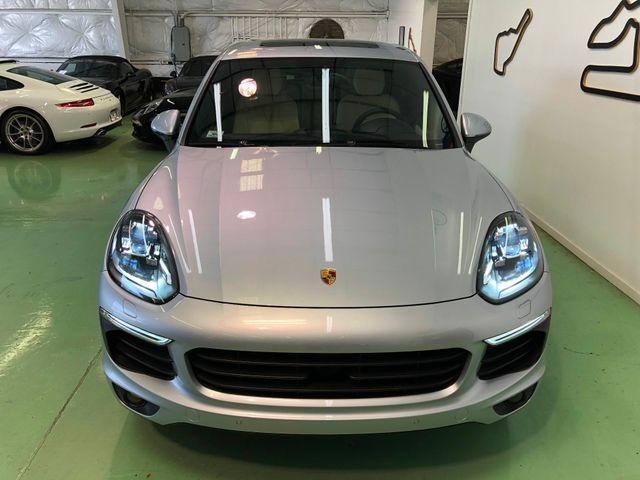 2017 Porsche Cayenne Platinum Edition Longwood, FL 3